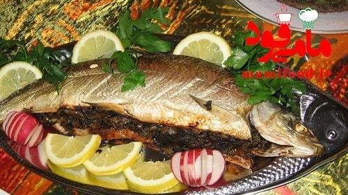 طرز تهیه انواع غذاهای دریایی